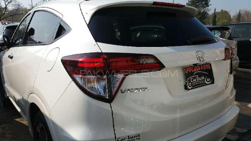 Honda Vezel 2014 Image-4
