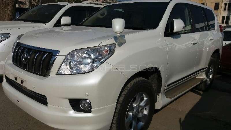Toyota Prado TX 2.7 2010 Image-2