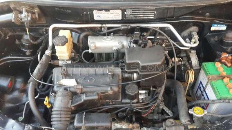 Hyundai Santro Club GV 2006 Image-4