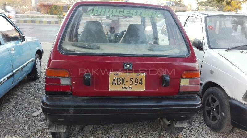 Suzuki Mehran VX 1998 Image-3