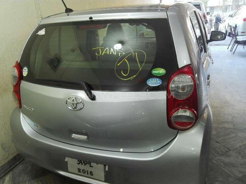 Toyota Passo 2012 Image-2