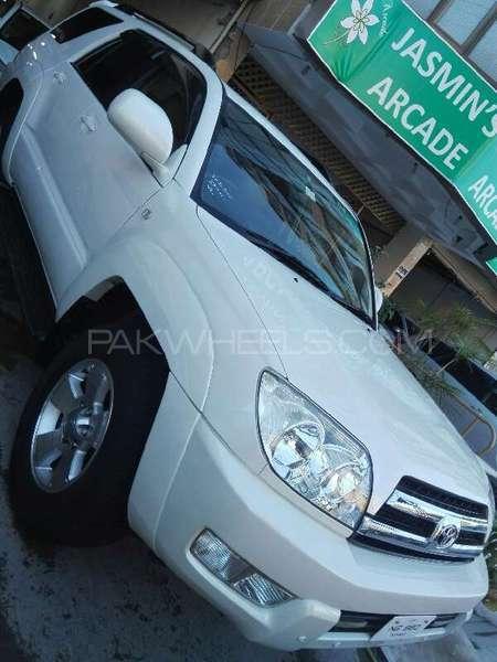 Toyota Surf SSR-G 2.7 2005 Image-2