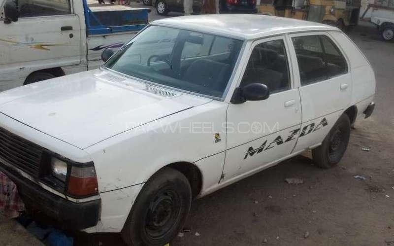 mazda 323 1980 for sale in karachi | pakwheels