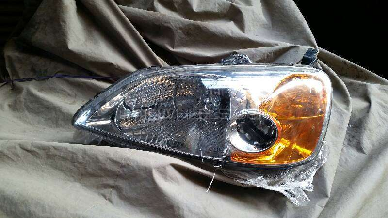 Honda Civic 2002 RS HID Headlights For Sell Image-1