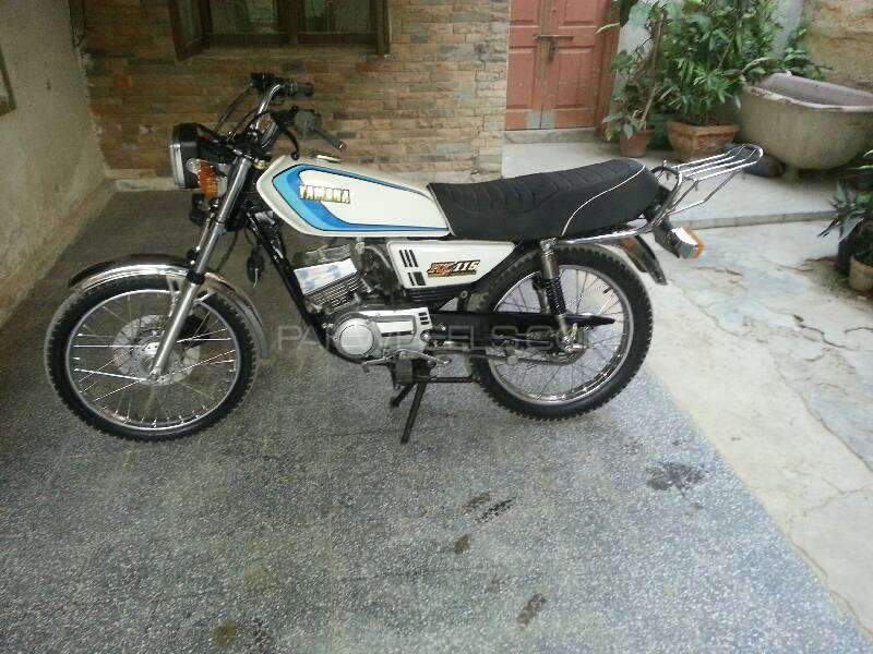 Used yamaha rx 115 1983 bike for sale in karachi 151855 for Yamaha rx115 motorcycle for sale