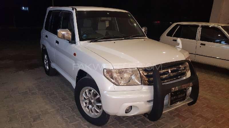Mitsubishi Pajero 2001 Image-8