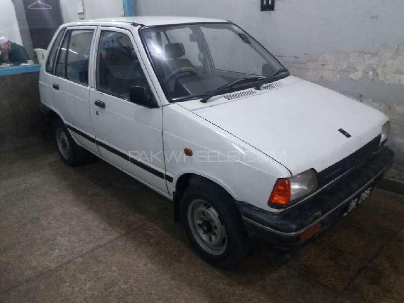 Suzuki Mehran 1993 Image-2