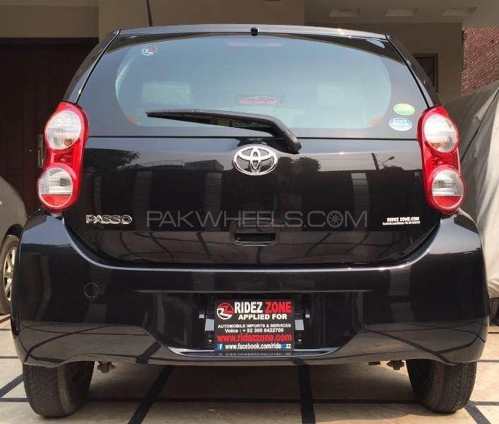 Toyota Passo X Kutsurogi 2013 For Sale In Lahore
