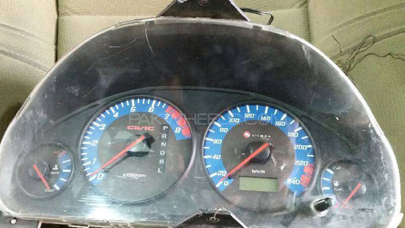 Honda Civic CF4 2002 RS Unique Speed Meter For Sell  Image-1