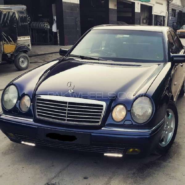 1997 Mercedes Benz Sl Class Exterior: Mercedes Benz E Class E230 1997 For Sale In Lahore