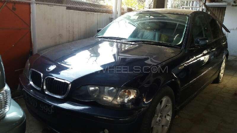 BMW 3 Series 316i 2002 Image-1