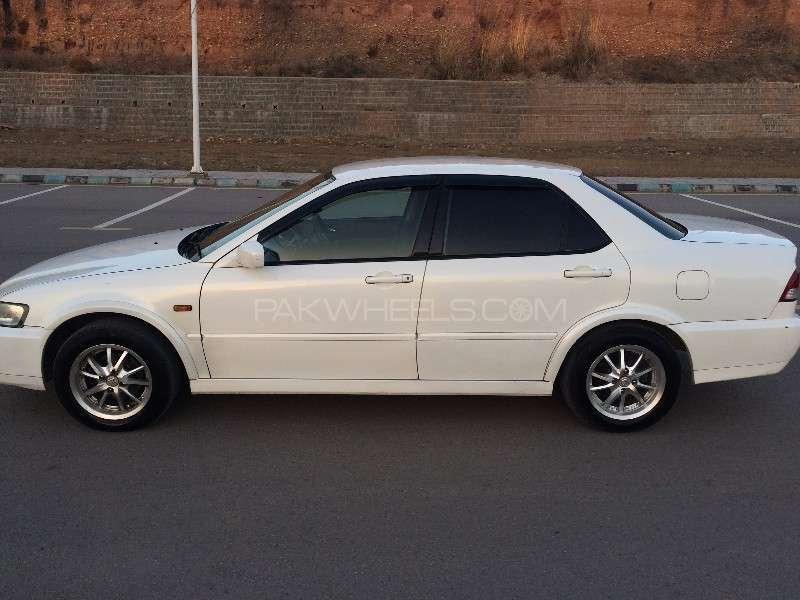 Honda Accord CF3 2002 Image-3