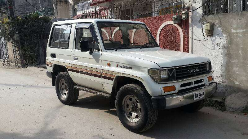 toyota land cruiser 1996 for sale in rawalpindi pakwheels. Black Bedroom Furniture Sets. Home Design Ideas