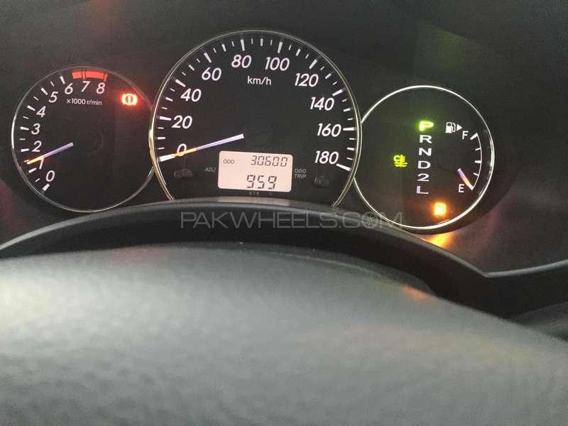 Toyota Rush X 2010 Image-3