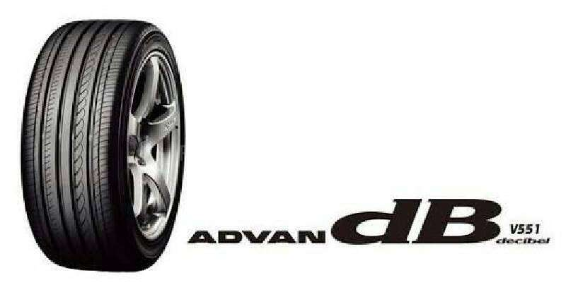Yokohama DB Advan Tyre for sale  Image-1
