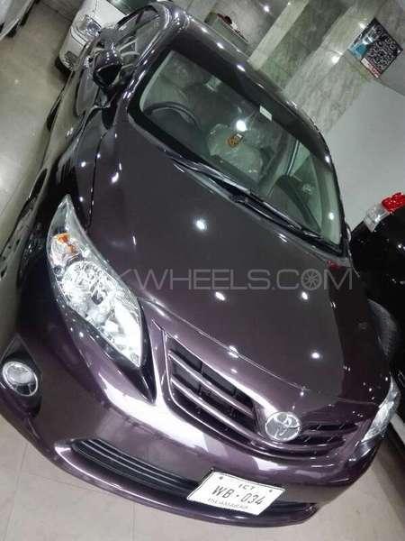 Toyota Corolla GLi 1.6 2012 Image-2