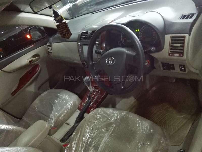 Toyota Corolla GLi 1.6 2012 Image-5