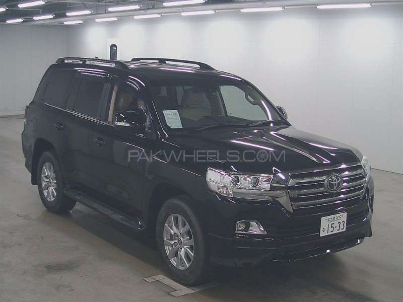 Toyota Land Cruiser AX G Selection 2015 Image-1