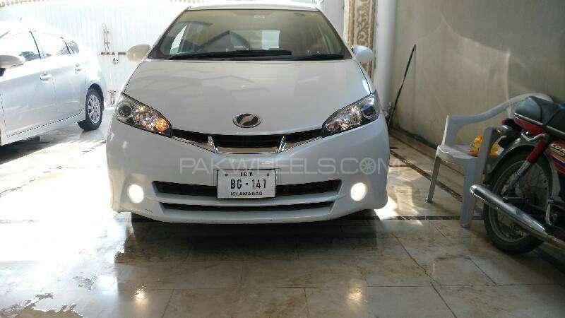 Toyota Wish 1.8S Monotone 2011 Image-1
