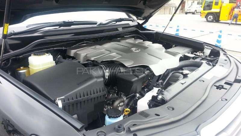 Toyota Land Cruiser ZX 2014 Image-13