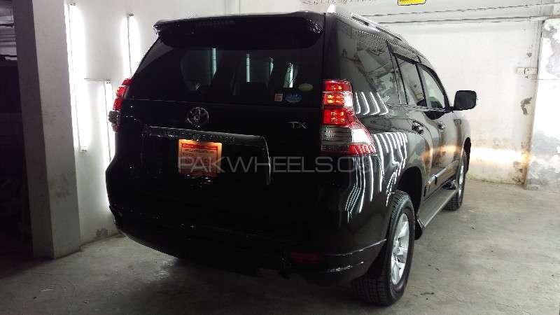 Toyota Prado TX 2.7 2011 Image-8