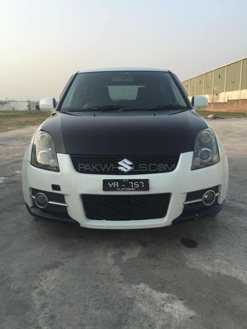 suzuki swift sport 1 6 2007 for sale in islamabad pakwheels. Black Bedroom Furniture Sets. Home Design Ideas