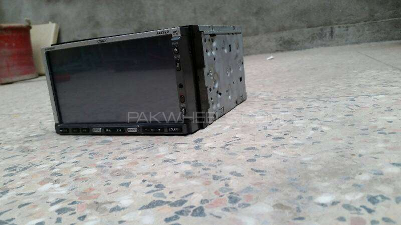 Clarion HDD Screen Deck For Sell Image-1