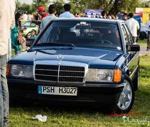 Mercedes Benz C Class - 1985