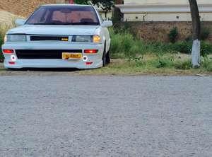 Toyota Corolla - 1989