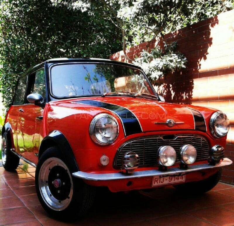 Austin Mini - 1961 mini Image-1