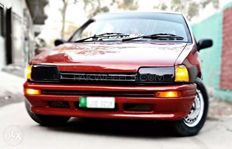 Daihatsu Charade - 1990 D_BeasT Image-1