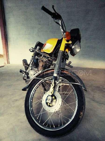 Honda CG 125 - 2007  Image-1