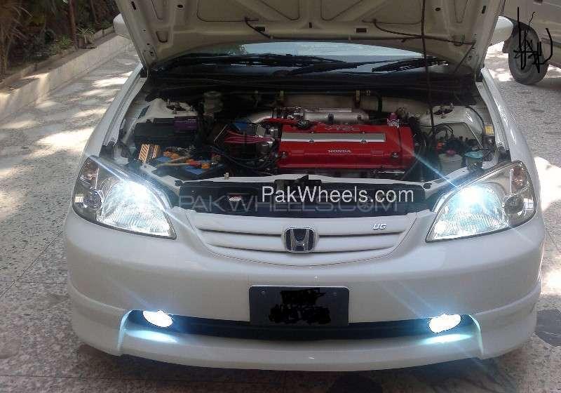 Honda Civic - 2003 FAHEEM Image-4