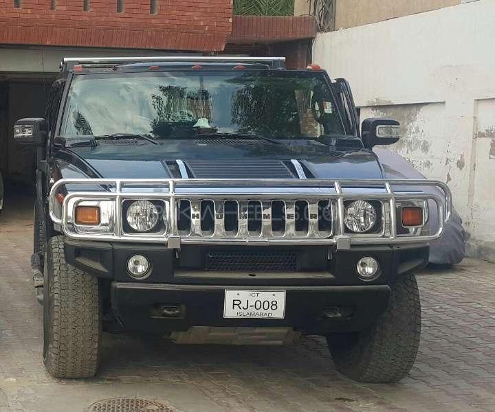 Hummer H2 - 2007  Image-1