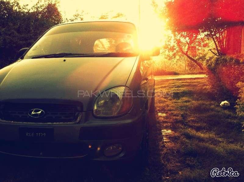 Hyundai Santro - 2006 Santa  Image-1