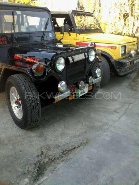 Jeep M 151 - 1964  Image-1