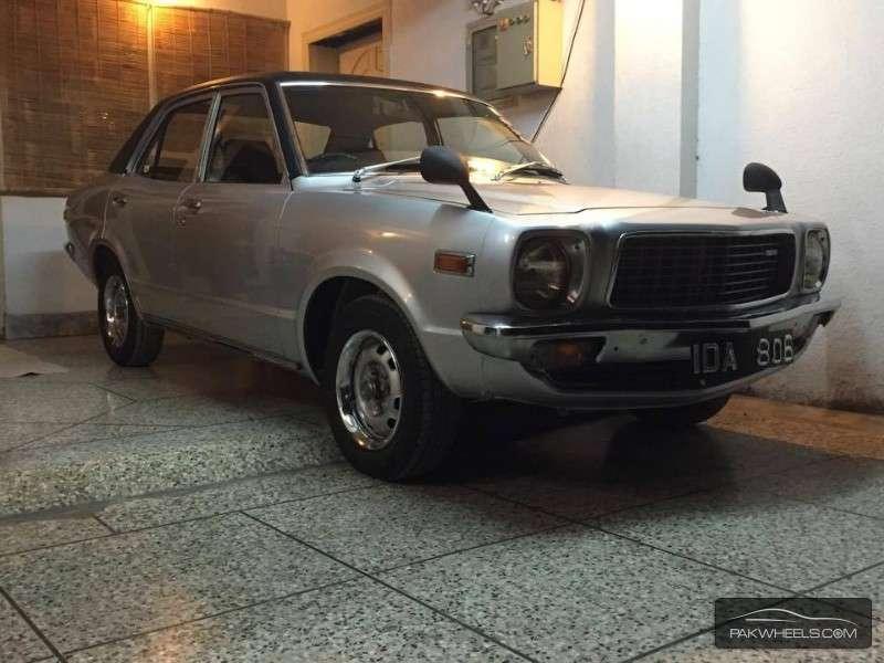 Buy Tires Online >> Mazda 808 1977 of usmansaddique - Member Ride 24294 | PakWheels