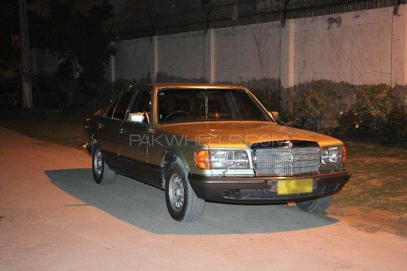Mercedes Benz S Class - 1984  Image-1