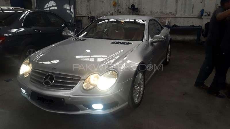 Mercedes Benz S Class - 2003  Image-1