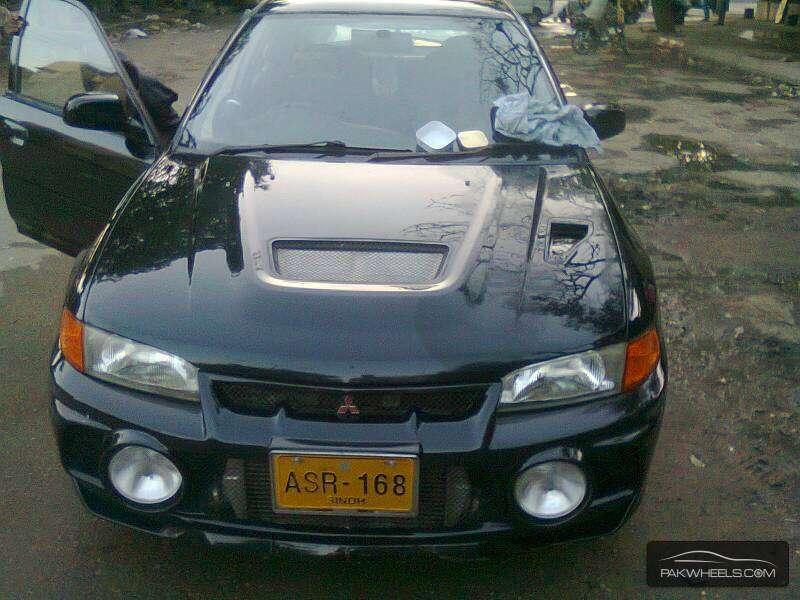 Mitsubishi Lancer Evolution - 1997 Moni Image-1