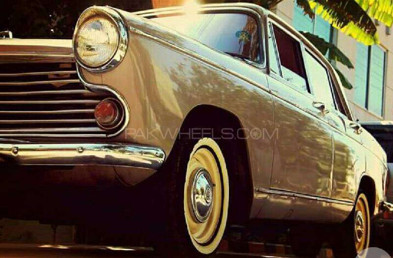 Morris Oxford - 1963 SILVER GHOST Image-1