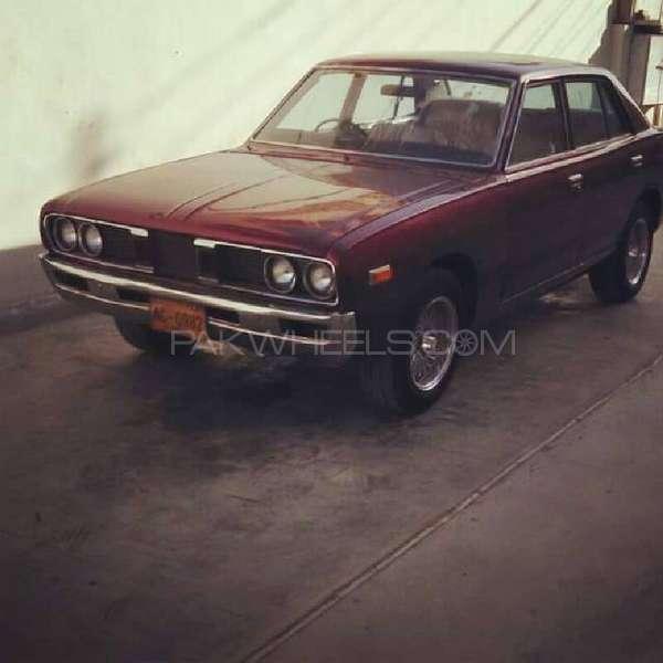Nissan Gloria - 1973 Gloria Image-1