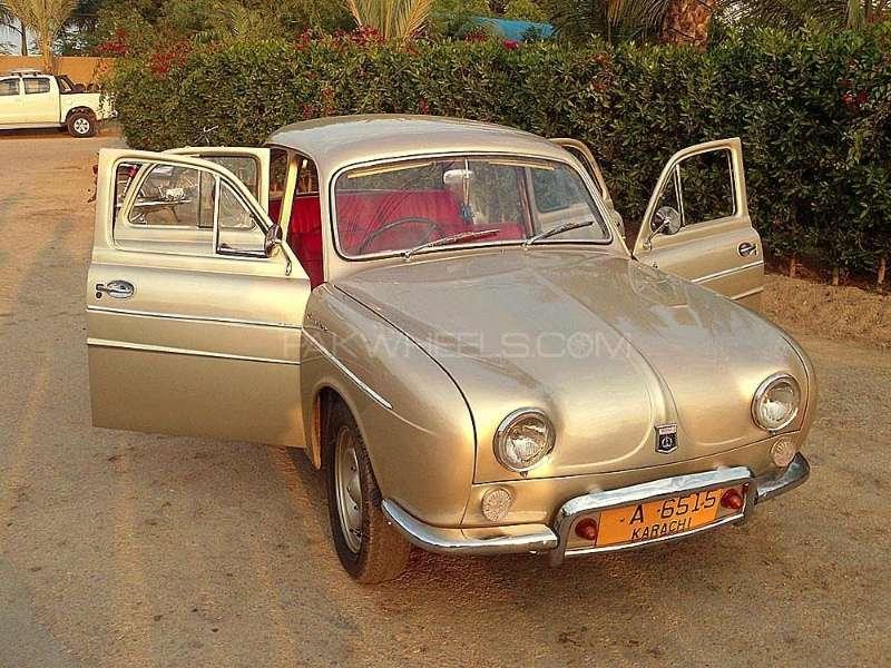 Renault Other - 1965 Renault Dauphine Image-1