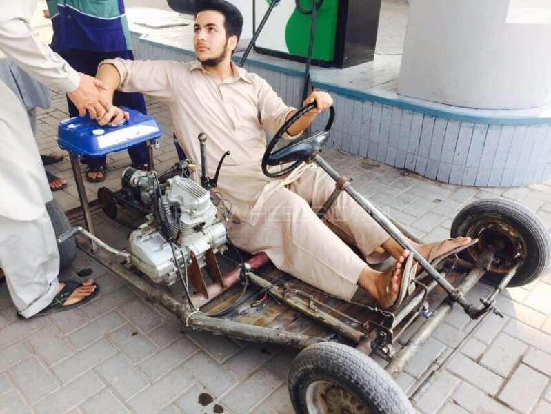 Smart Smart Fortwo - 2015 go cart  Image-1