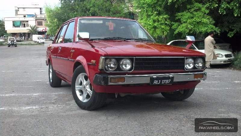 Toyota Corolla - 1980 Syed Bilal Ali Image-1