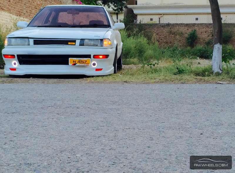 Toyota Corolla - 1989 89GT Image-1