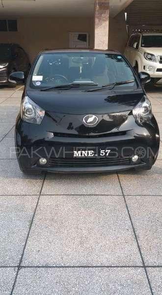 Toyota iQ - 2012  Image-1