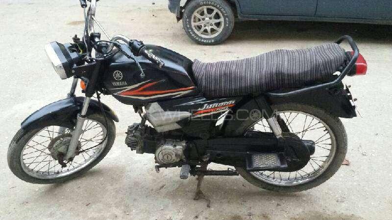 Yamaha YD-100 Junoon - 2007  Image-1