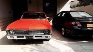 Chevrolet Nova - 1970