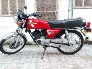 Kawasaki GTO 110 - 1981